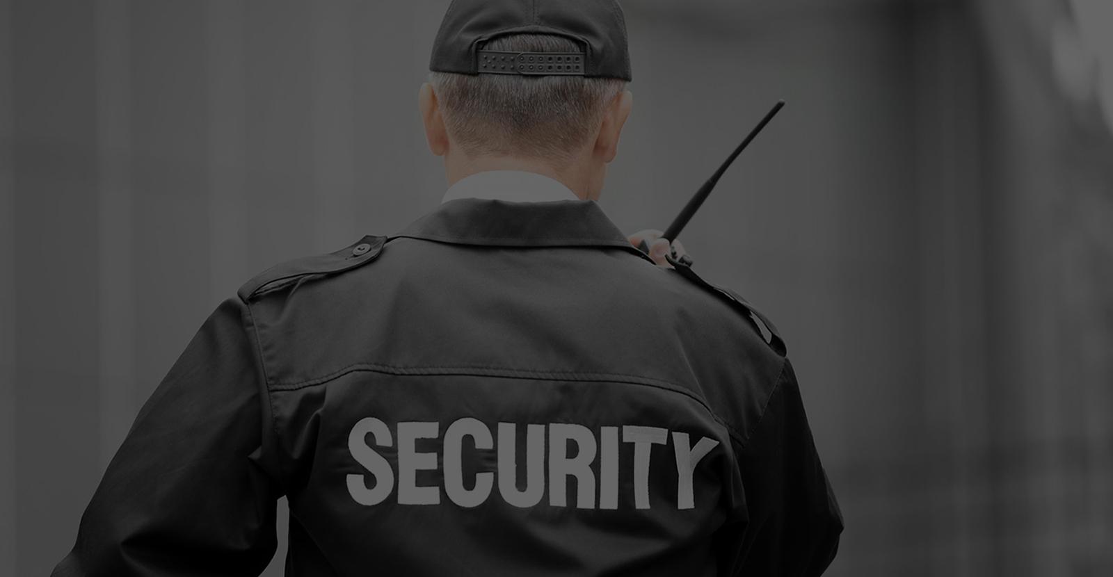 Security Services Dubai